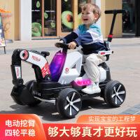【支持礼品卡】合金警车玩具 仿真儿童玩具车警察车男孩回力小汽车模型警报声光j3k