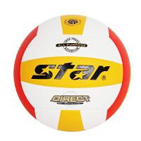 Star世达 排球VB4055-34 PU材质排球 手工粘接排球