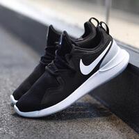 NIKE耐克2018年新款女子 TESSEN 黑白运动休闲复刻鞋AA2172-001
