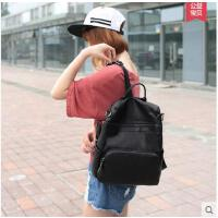 新款女包时尚休闲大包书包双肩包女韩版背包日韩潮流 包包可礼品卡支付