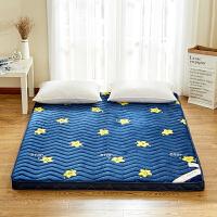 【支持礼品卡】加厚床褥床垫1.5m床1.8m床海绵床垫单人1.2米学生宿舍床垫地铺垫y3c