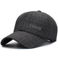帽子男士棒球帽户外休闲百搭遮太阳防晒帽中老年人鸭舌帽