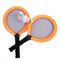 儿童布艺网球拍玩具 幼儿园宝宝玩具球拍 初学儿童羽毛球拍