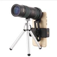 新款单筒变倍望远镜高倍高清袖珍可拍照望眼镜微光夜视非红外1000