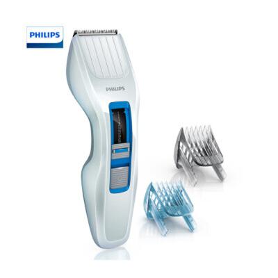 飞利浦(PHILIPS)理发器电推剪可水洗剃头电推子儿童理发器HC3426/15 双重切剃技术,自动研磨刀头,无需润滑油