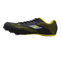 HEALTH/�w人海��斯190 跑�鞋 皮面短跑鞋 跑步�子鞋 田�接��鞋