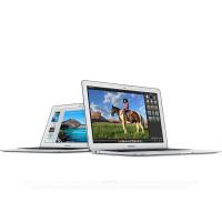 苹果 MacBook Air13.3英寸笔记本电脑 17年新款 i5 8GB内存 128GB硬盘 MQD32CH/A银