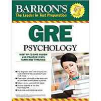 【预订】Barron's GRE Psychology 9781438005737