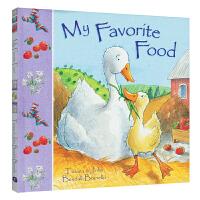 【11.11狂欢钜惠】美国进口 我最喜爱的食物 My Favorite Food【精装】