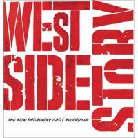 正版现货 新版百老汇音乐阵容:西区故事 West Side Story CD唱片