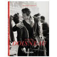 robert doisneau 罗伯特.杜瓦诺 艺术摄影作品集书籍 市政厅前之吻
