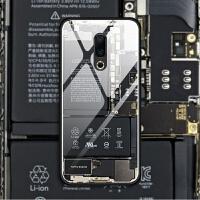 魅族16s 16x 16th plus 8x note 9 8 手机壳玻璃伪装拆机电池后盖