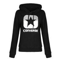 【全场满300减100】CONVERSE/匡威 2018新款女子卫衣/套头衫10006631-A03