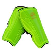儿童足球护腿板 小学生孩子双带可拆捆绑型插片护具足球训练装备 均码