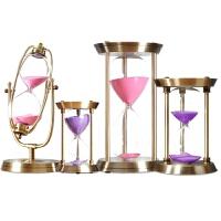 时间沙漏计时器1530分钟摆件创意生日圣诞节情人节礼物送女友老师