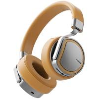 浦记(PLEXTONE)【8G内存】 BT270 蓝牙耳机头戴式跑步插卡 自带MP3 卡其色 标配