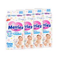 【网易考拉】Merries 花王妙而舒 L 54片/包 4包装 纸尿裤/尿不湿