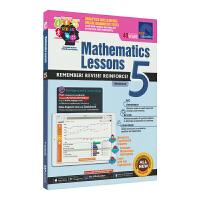 SAP Mathematics Lessons 5新加坡新亚出版社数学课堂练习册五年级套装英文原版进口图书小学教辅11