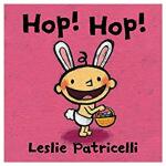 Hop! Hop!跳啊跳!英文原版进口 3-6岁儿童英语启蒙学前兴趣认知亲子绘本