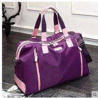 短途旅行包女轻便手提大容量行李袋女士出差旅游登机包 可礼品卡支付
