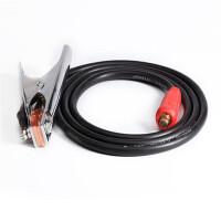 电焊机配件焊把线接地线龙头线电缆线国标接地钳电焊钳夹套装