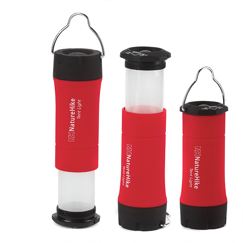 NH多功能帐篷灯露营灯户外灯野营灯 应急灯家用 手电筒电灯照明灯 红色 红色/单只 发货周期:一般在付款后2-90天左右发货,具体发货时间请以与客服协商的时间为准