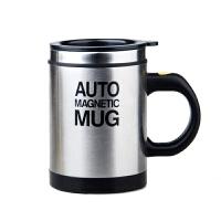 磁力磁化广告礼品 咖啡自动搅拌杯 电动咖啡搅礼品杯子
