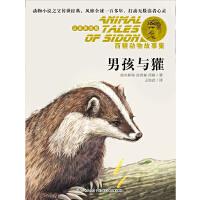 西顿动物故事集・男孩与獾