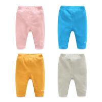 女宝宝春装2018新款打底裤长裤2婴儿童0女童1岁3个月时尚裤子春秋