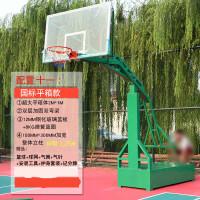 移动篮球架户外学校家用训练比赛标准室外篮球架落地式篮球架