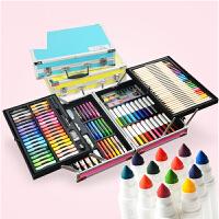 儿童画笔套装礼盒画画工具小学生绘画水彩笔美术用品生日礼物