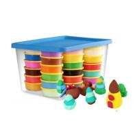 24色超轻粘土儿童彩泥套装36色橡皮泥玩具3-6周岁男女孩