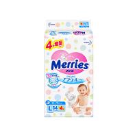 【网易考拉】【花王旗舰店】Merries 花王妙而舒 L 58片 纸尿裤/尿不湿