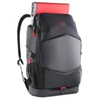 Dell戴尔笔记本游戏背包14寸15.6寸电脑双肩包大容量防水笔记本电脑包 黑色14-15.6寸同尺寸大容量