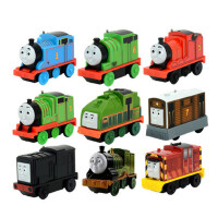 托马斯电动基础小火车头单辆装Thomas轨道车男孩电动玩具儿童礼物