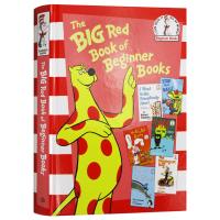 苏斯入门书系列 英文原版绘本 大红书精装 The Big Red Book of Beginner Books 苏斯博士