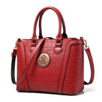 包包女新款冬季欧美时尚手提包单肩斜挎包中年女包大包妈妈包