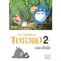 现货 My Neighbor Totoro Film Comic, Vol. 2 英文原版 我的邻居龙猫 进口漫画