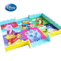 迪士尼宝宝爬行垫拼接拼图加厚2cm泡沫地垫60X60婴儿童环保爬爬垫地毯