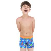 YINGFA英发 儿童舒适平角游泳裤Y0211 男童卡通印花泳裤