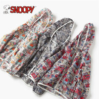 snoopy/史努比2018夏新款男女童装防晒衣皮肤衣空调衫LSN8M074