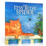 顺丰发货 The Itsy Bitsy Spider Iza Trapani 经典作品 廖彩杏推荐韵文与歌谣 建立快乐