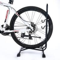 自行车停车架插入式支撑维修架立式山地车展示架子支架单车架挂架 新款二合一修车款