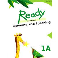 牛津小学英语教材 Oxford Ready Listening and Speaking 1A 听说练习