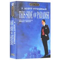人间天堂 英文原版小说 This Side of Paradise 英文版正版进口英语书籍