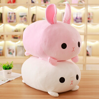 布娃娃兔公仔儿童生日礼物女生趴趴兔毛绒玩具兔玩偶可爱大白兔子