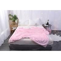 家纺冬季加厚珊瑚绒毛毯双层加厚单双人羊羔绒毯子沙发盖毯小毛毯盖腿