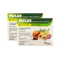 【网易考拉】【改善肠胃】NU-LAX 天然果蔬乐康膏 润肠清宿便 500g*2盒