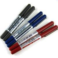 三菱(UNI)签字笔UB-150(0.5mm)可透视窗中性笔蓝、红、黑多色可选