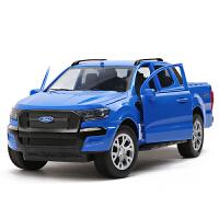 遥控汽车皮卡大号仿真2.4G无线电动高速模型男孩礼物可充电玩具车j9f